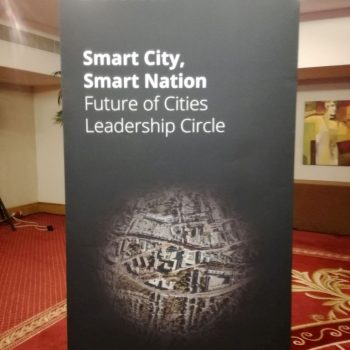 Compta en Smart Cities Summit por Deloitte, Lisboa
