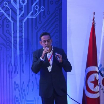 Compta at SUP'COM 2017 event, Tunisie