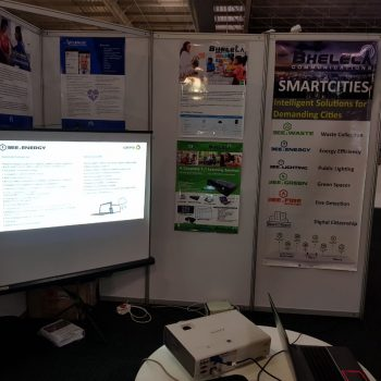 Compta Smart Cities solutions showcased at Technology Innovation Conference 2018""