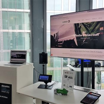 Compta's waste management solutions at the IBM Watson IoT Center in Munich