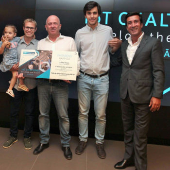 A Compta Emerging Business vence o IoT Challenge 2018 da Altice Group