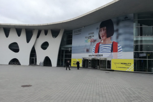 Compta at Smart Cities Expo World Congress 2018 Barcelona