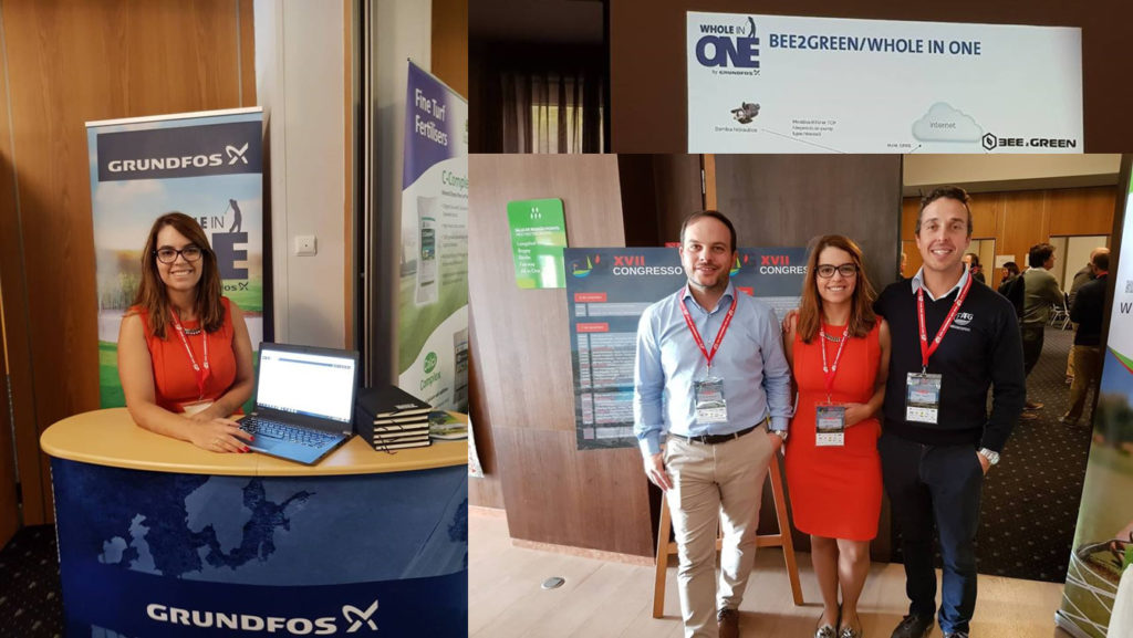 Compta at the Portuguese Greenkeepers' Association Conference